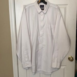 Stafford Travels Dress Shirt